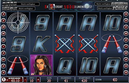 daredevil slot im william hill online casino