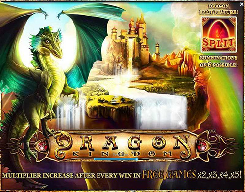 dragon kingdom slot im william hill online casino