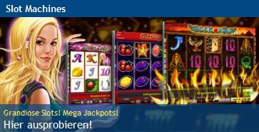 online casino portal book of ra automat