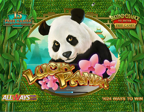 lucky panda online slot im william hill casino