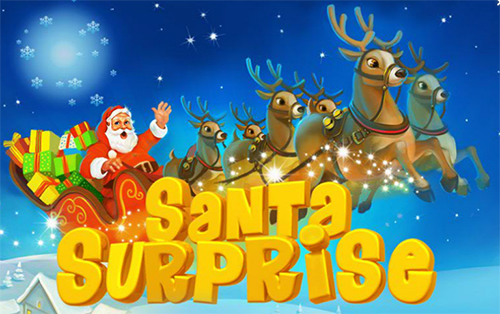 santa surprise slot im william hill online casino