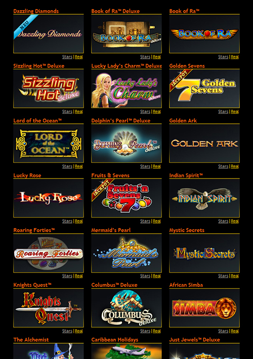stargames novoline online casino