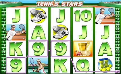 online slot tennis star im william hill